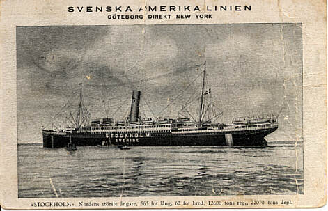 The first Stockholm